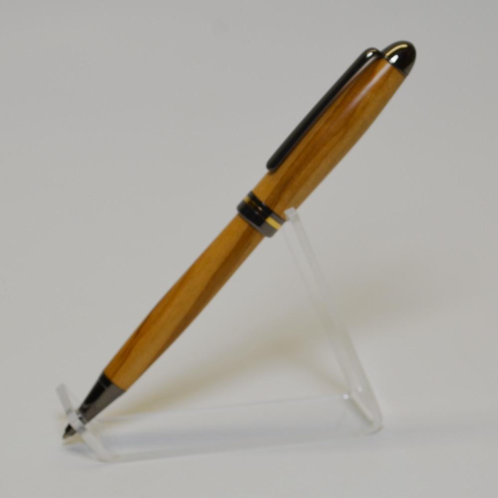 Olivewood Designer Twist Pen